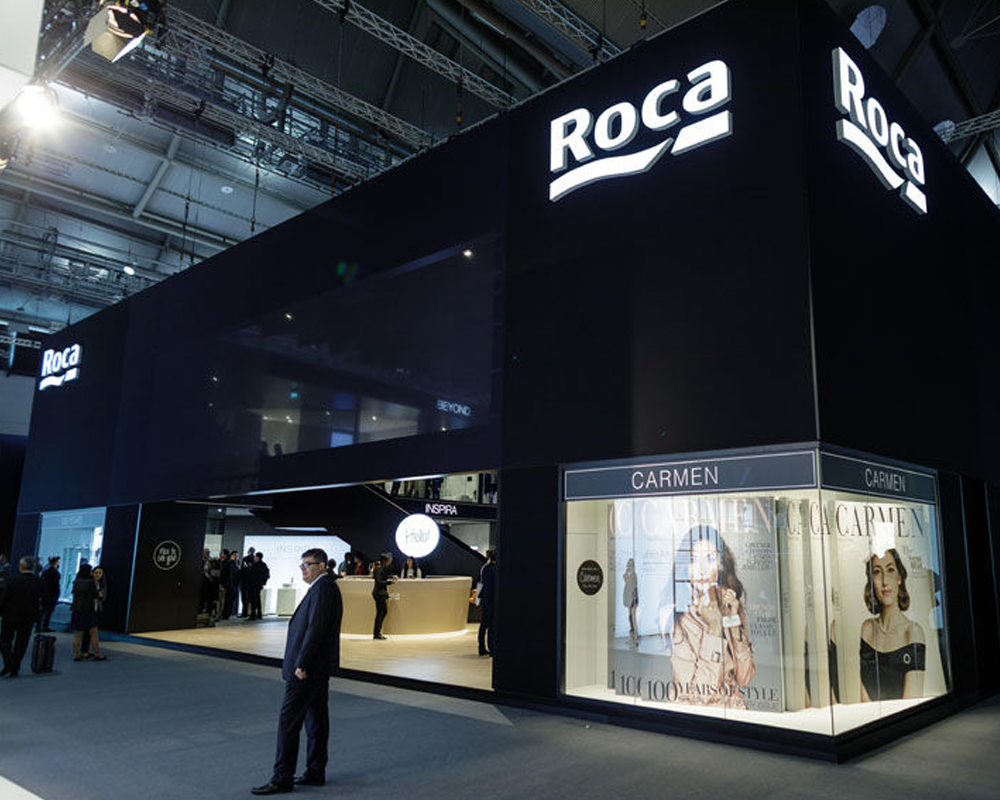 Showroom Rocca - a zone in The Mall complex